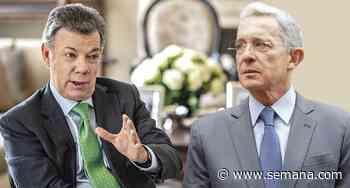 Falsos positivos: el contrapunteo entre los expresidentes Uribe y Santos - Semana.com