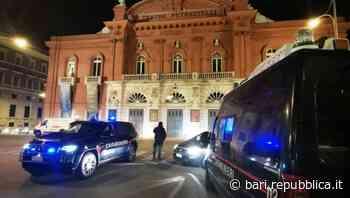 Bari, arrestata 52enne durante i controlli anti-Covid: deve scontare quattro mesi di carcere - La Repubblica