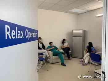 Covid: 97% personale ospedale Fiera Bari soddisfatto lavoro - Agenzia ANSA
