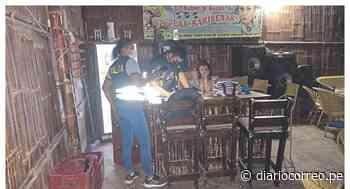 Tumbes: Intervienen bar en donde se ejercía la prostitución - Diario Correo
