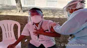 Tumbes registra 26.157 personas vacunadas contra la COVID-19 - LaRepública.pe