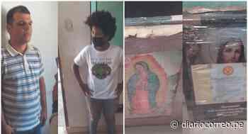 Policía Nacional del Perú detecta nueva forma de tráfico de drogas utilizando imágenes religiosas - Diario Correo