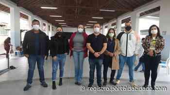 Associados da AJOV são vacinados contra a COVID-19 em Registro - Adilson Cabral