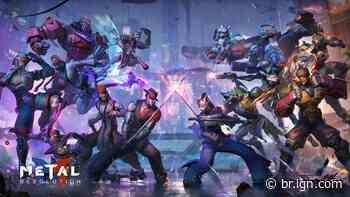 Metal Revolution, fighting game mobile, abre pré-registro - IGN BRAZIL