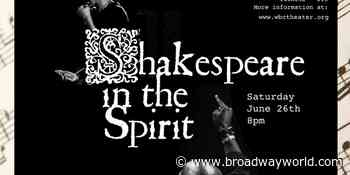 SHAKESPEARE IN THE SPIRIT to be Presented by West Bay Community Theater In Collaboration With Mixed Magic Theatre - Broadway World