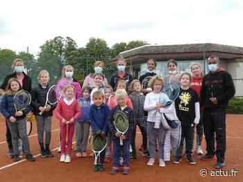 Eure. Tennis club de Gisors : les filles à l'honneur - actu.fr