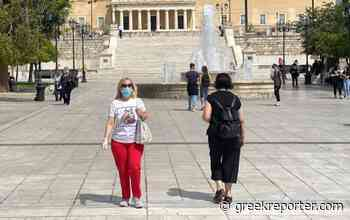 New Coronavirus Figures Continue to Dwindle in Greece - Greek Reporter