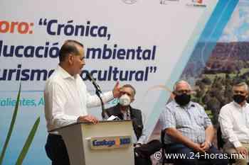 Gobernador de Aguascalientes llama a ser responsables del cuidado al Medio Ambiente - 24 HORAS