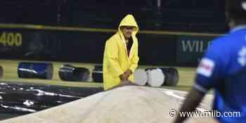 Rieleros: Pospuesto el segundo de la serie en Aguascalientes - Minor League Baseball