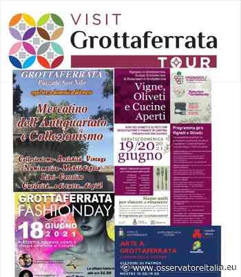 Grottaferrata, tutto pronto per un fine settimana pieno di eventi - L'Osservatore d'Italia