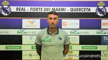 Real Forte Querceta, sollevato dall'incarico l'allenatore Amoroso - Luccaindiretta - LuccaInDiretta
