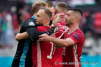 Stubborn Hungary hold on for deserved Euro 2020 draw against France - Ealing Times