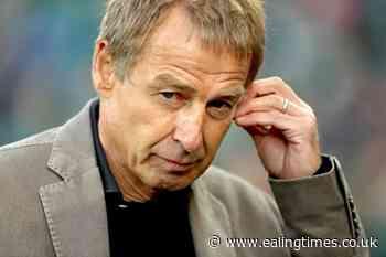 Jurgen Klinsmann remains keen on a Tottenham return - Ealing Times