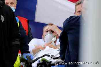 Christian Eriksen discharged from hospital and 'doing well' - Ealing Times