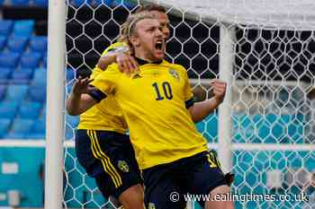 Emil Forsberg penalty gives Sweden victory over Slovakia - Ealing Times