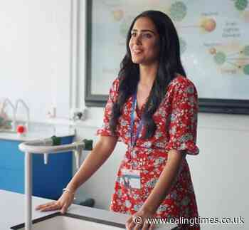 Southall teacher helps front 'thanks to school staff' film - Ealing Times