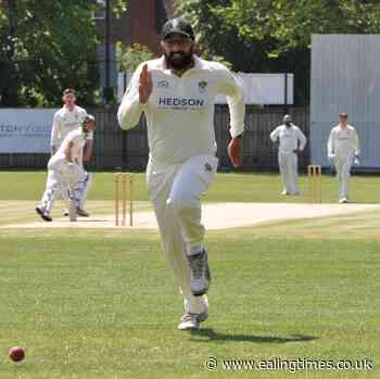 Ealing cricketers see off Twickenham and Panesar by 92 runs - Ealing Times