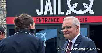 Australia's Prime Minister traces his convict roots in Cornwall during the G7 Summit - Cornwall Live