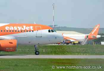 Holidays outwith Moray: EasyJet adds Inverness to Cornwall flights from £23 - Northern Scot