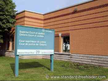 Cornwall woman sentenced to probation, counselling, restitution - Standard Freeholder
