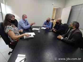 Deputado federal destina emenda de R$ 128 mil para Schroeder - Jornal do Vale do Itapocu