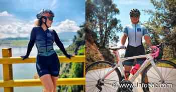 """""""Necesito volver a ser yo"""", Xiomy Guerrero, exnovia de Egan Bernal, habla de su pasión por la bicicleta - infobae"""