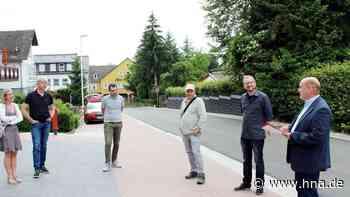 Wilhelm-Raabe-Straße in Uslar: Gutes Ergebnis erzielt - HNA.de