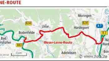 Ausschuss hört gleich zwei Radweg-Konzepte fürs Uslarer Land - HNA.de
