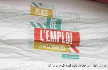 La place de l'emploi et de la formation à Sisteron - Haute-Provence Info