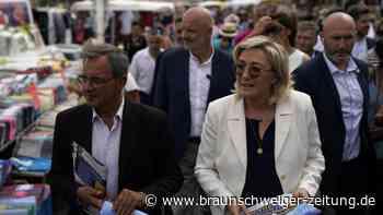 Regionalwahlen in Frankreich beginnen