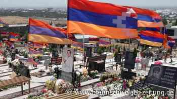 Nach Krieg um Berg-Karabach: Armenien wählt neues Parlament
