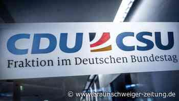 Union feilt am Wahlprogramm - Klausur mit Laschet und Söder