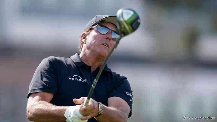 Golfstar Phil Mickelson: Mit regelmäßigem Fasten und einem Wundertrunk zurück in die Weltspitze - DER SPIEGEL