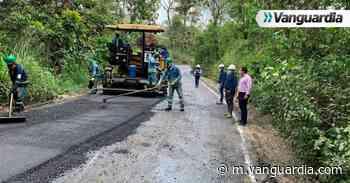 Proyecto vial Valle de San José - Ocamonte no llegará los 3,5 kilómetros - Vanguardia