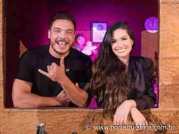 """""""Tô extremamente feliz"""", celebra Wesley Safadão em live junina com Juliette Freire - Portal Tucumã"""