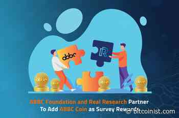 ABBC Foundation and Real Research Partner to Add ABBC Coin as Survey Rewards - bitcoinist.com