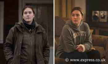 Mare of Easttown: Kate Winslet opens up on grieving for character 'I get upset' - Express