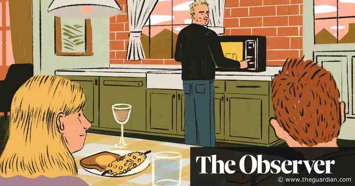 Love and microwaved eggs – my dinners at Dad's