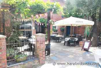 On the market: could you run this popular Hereford bistro?