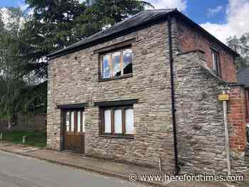 For sale: Unique town centre house with an unusual former use