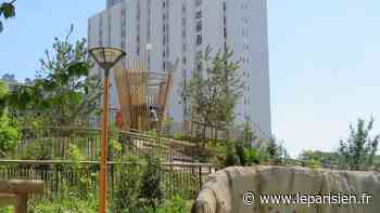 Pantin : le parc Diderot rouvre ses portes... et l'on pourra bientôt s'y baigner gratuitement - Le Parisien