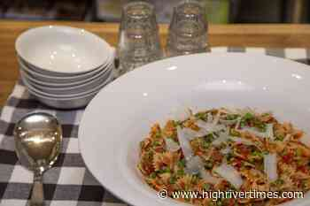 Fare With A Flair: Pasta with peas sure to please - High River Times