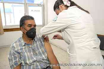 Inicia vacunación 40-49 en Pueblo Nuevo, San Luis del Cordero, Rodeo y localidades de Durango - El Siglo Durango