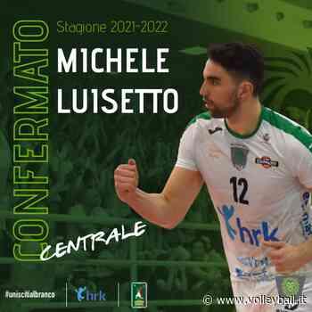 A2, Motta di Livenza: Confermato Luisetto - Volleyball.it
