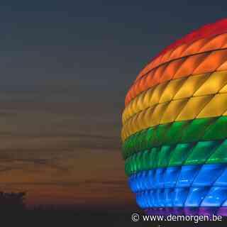 Stadion in regenboogkleuren voor wedstrijd Duitsland-Hongarije?