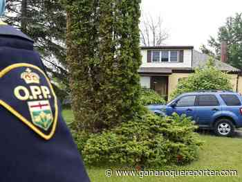 Updated 5 p.m.: Man wanted in Manitoba arrested near Rossmore - Gananoque Reporter