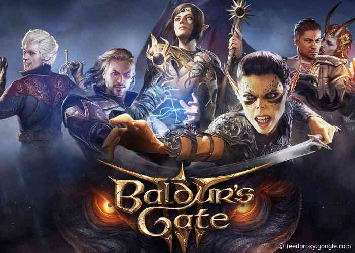 Baldur's Gate 3 released date for early access 2022