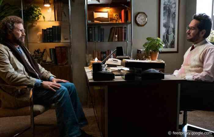 The Shrink Next Door starring Will Ferrell and Paul Rudd