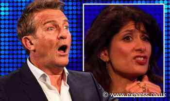 Bradley Walsh threatens to kick contestant off The Chase over rule break: 'You'll be out!' - Express