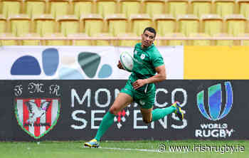 Conroy And Kennedy Star As Ireland Chase Olympic Dream In Monaco - Irish Rugby
